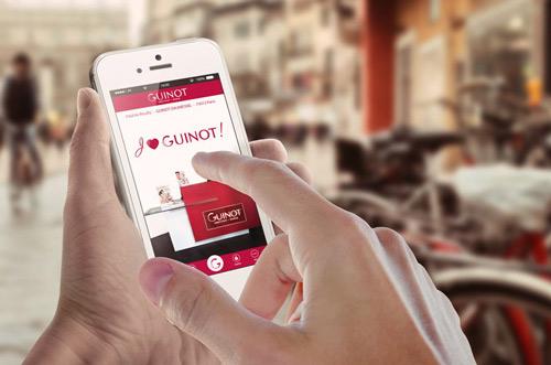Guinot Daumesnil mobile