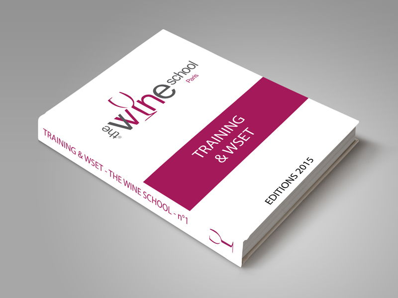 Livre The Wineschool